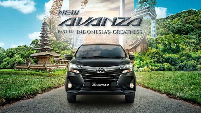 Spesifikasi Mobil Avanza