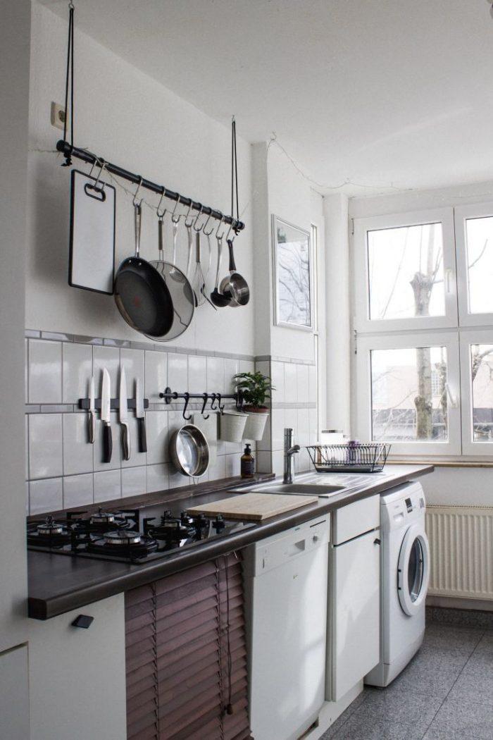 penataan alat dapur