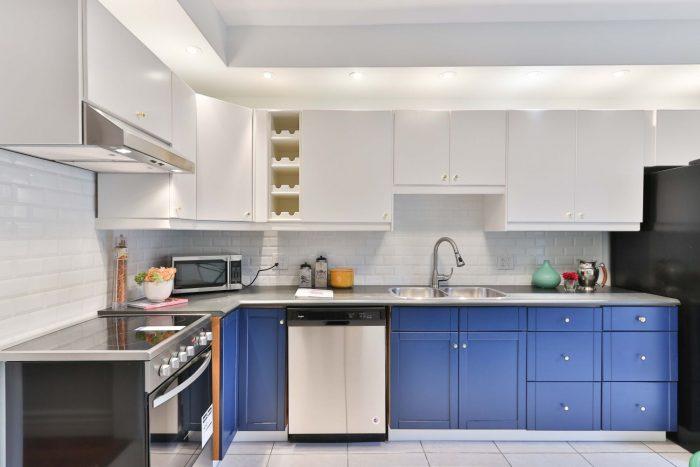 warna dapur yang bagus