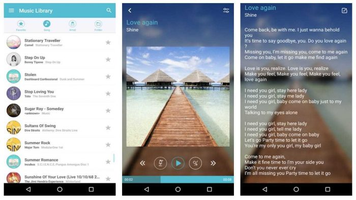 SingPlay - Karaoke your MP3