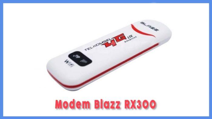 Modem Blazz RX300
