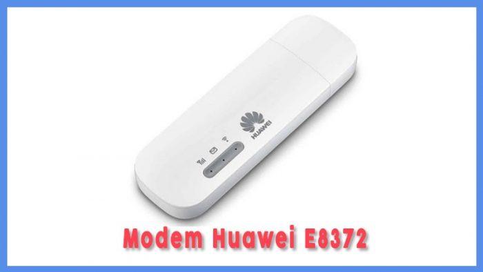 Modem Huawei E8372