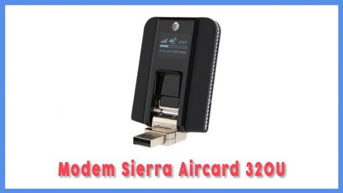 Modem Sierra Aircard 320U