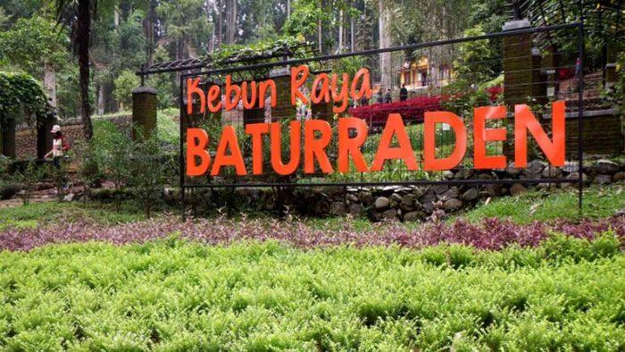Gambr Kebun Raya Baturraden