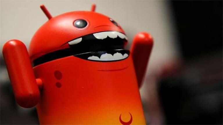 Ciri-ciri Android Terkena Malware